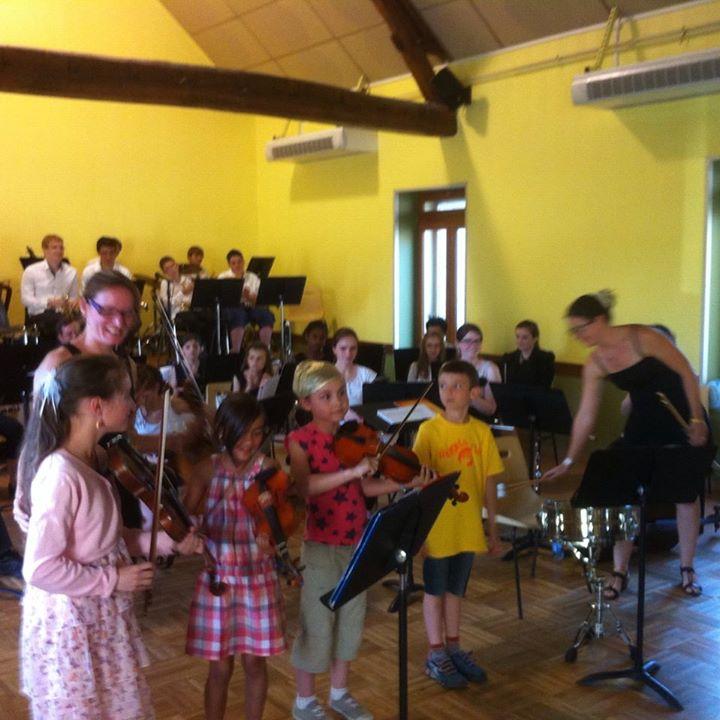 Classe de formation musicale 1ere année