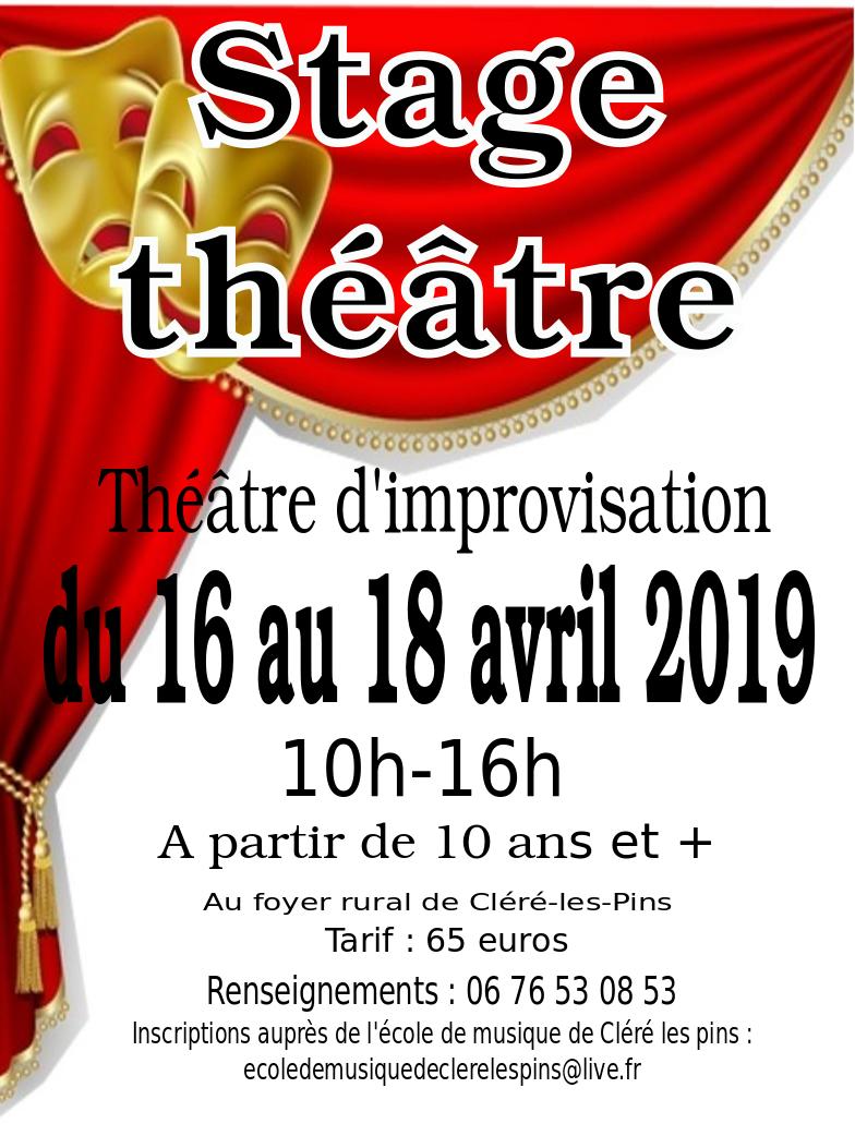 stage Théâtre avril 2019 jpg.